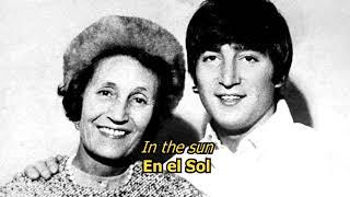 Julia - The Beatles (LYRICS/LETRA) [Original]