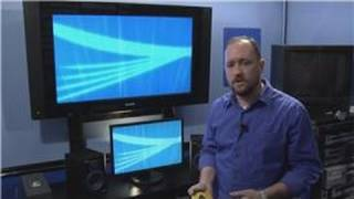 How to Measure & Clean an HDTV : How to Measure an HD Television