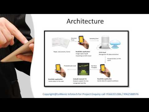 Read2Me A Cloud based Reading Aid for the Visually Impaired