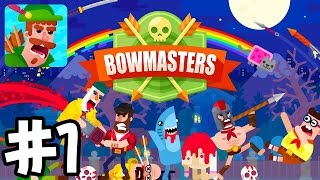 BOWMASTERS #1 | GAMEPLAY | ESPAÑOL | LANZA-THOR