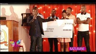 Clouds Media yafikisha mchango wa watanzania kwa kipepeo BERNADETHA Morogoro