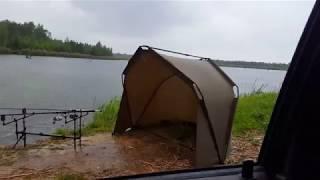 Korum day session shelter ii палатка шелтер