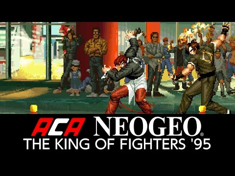 THE KING OF FIGHTERS '95 thumbnail