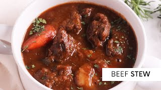 How To Make The BEST BEEF STEW | Easy Recipe | Tender Beef Stew