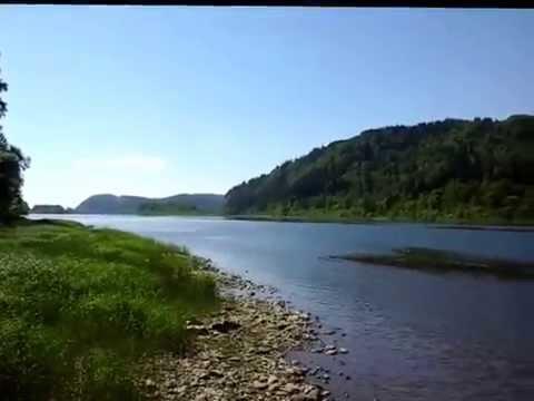 Река Томь. Путешествия. Туризм.