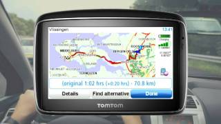 TomTom Live Services - HD Traffic