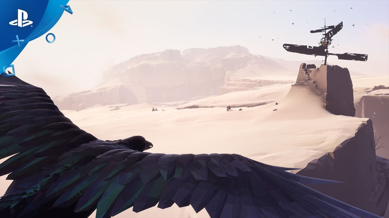 Unravel the Secrets of an Unknown Land in Vane on PS4