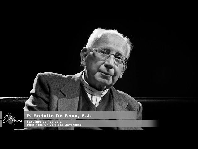 Rodolfo de Roux Guerrero, S.J.