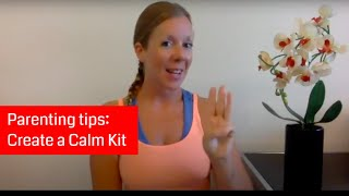 Create a Calm Kit for Kids