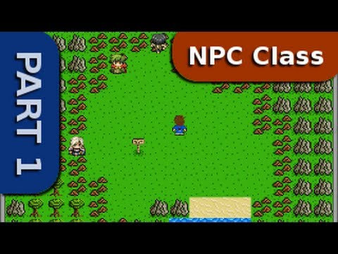 VB Game Programming Tutorial – Part 1 – Creating an NPC Class