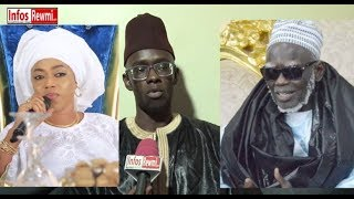 "Serigne Abdou Lahad ne rate pas Sokhna Aïda Diallo ""respecté woul Serigne Mountakha"""
