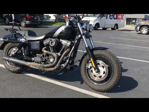 2017 Harley-Davidson FAT BOB FXDF in Orange, California - Video 1