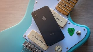 Turn your iPhone into a Mini Recording Studio