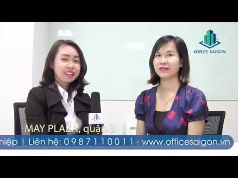 Cảm nhận KH thuê văn phòng qua Office Saigon tại May Plaza