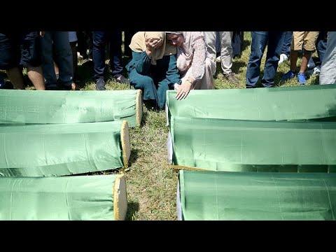 Βόσνια: 27 χρόνια αναζητούν ανάπαυση