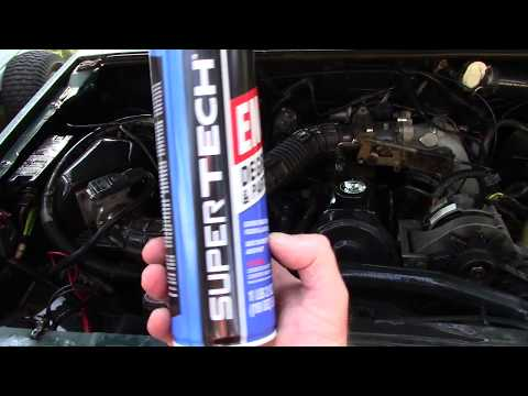 Super Tech Engine Degreaser – Having Fun With A Client & Walmart Product