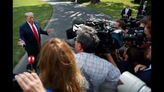 'I held Joe Biden accountable': Trump shows the 'corrupt media' how to do their job