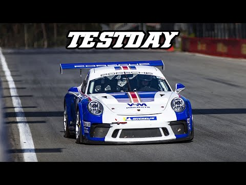 E90 V8, BRZ, 991.2 cup, MX-5 cup, Huracan,  Testdag Zolder (2019-04-11)