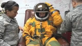 The Anatomy of a U-2 Full Pressure Suit