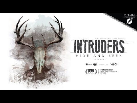 Intruders: Hide and Seek - Gameplay Trailer | PS VR thumbnail
