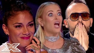 Most CREATIVE and UNIQUE Covers On The X Factor | X Factor Global