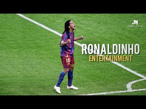 Ronaldinho – Football's Greatest Entertainment