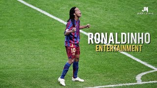 Ronaldinho   Football's Greatest Entertainment