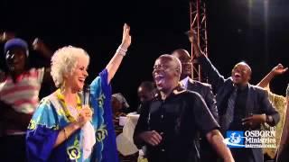 Hallelujah! In Cote d'Ivoir