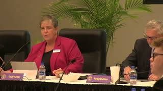 Tennessee Tech Board of Trustees Meeting - September 24, 2019