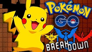 Pokemon Go Break Down: Pokemon