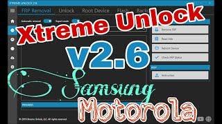 Xtreme Unlock | Motorola | LG | Samsung | Best Software 100% Work