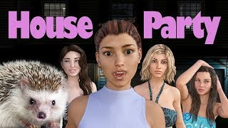 House Party - Advertiser Unfriendly Content