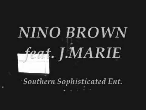 WHY MY HEART'S SO COLD PROMO VIDEO- NINO BROWN FEAT. J.MARIE