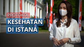 Penjelasan dr Reisa Broto Asmoro Mengenai Protokol Kesehatan di Dalam Istana Kepresidenan