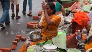 Women Offering Pongala at Attukal Temple, Thiruvananthapuram