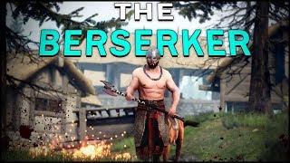 THE BERSERKER - Mordhau (Invasion Gameplay) *NEW MODE*