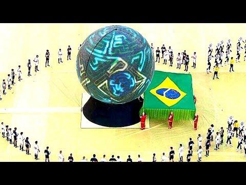 CERIMONIA INAUGURAZIONE MONDIALI BRASILE 2014