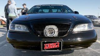 NOT Your Grandpa's Lincoln - MASSIVE Turbo!