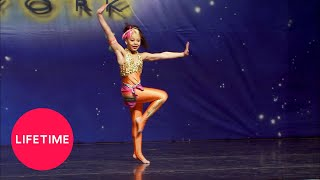 Dance Moms: Nias You Do Jazz Solo (Season 1 Flashback) | Lifetime
