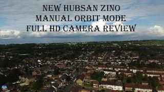 New Hubsan Zino 2+ Plus Full HD Video Camera and Orbit Mode Flight over City (not Hubsan Zino Mini)!