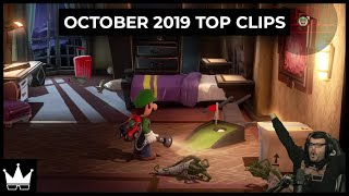 October 2019 Top Twitch Clips