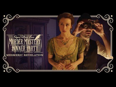 Mesmerické odhalení - Murder Mystery Dinner Party (S01E07)