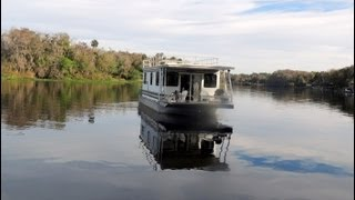 St Johns River Houseboat Cruise