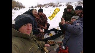 Рыбалка на Толпеге от(16 03 19)Засадили Буханку