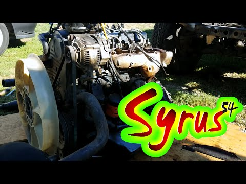 Toyota 3vze air intake system explained Part 1 how it works