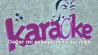 Ebru Gündeş - Yaparım Bilirsin Karaoke