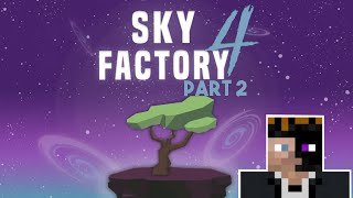 Cuboids in the Sky with Ryan! Minecraft Sky Factory 4 (Part 2) - Recorded April 18, 2019