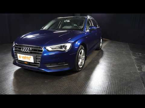 Audi A3 SB g-tron Bsn Sport 1,4 TFSI CNG A (MY15, Monikäyttö, Automaatti, Kaasu, MNK-957