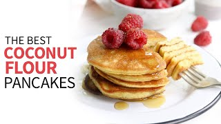 How To Make Coconut Flour Pancakes