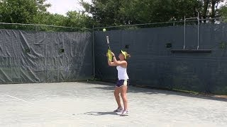 Improve the Most Important Skills in Tennis – Tracking the Ball and Getting in Position